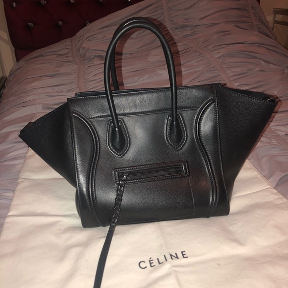 647f06f52 Celine Bags | Authentic Phantom Tote Bag | Poshmark